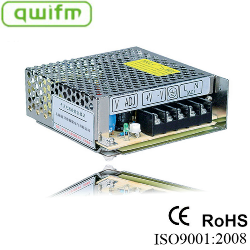 Dual Output AC to DC Power Supply 120W