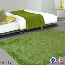 green cheap floor mat for bed rug and living room decor