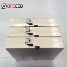 Best Selling Fire Resistant Polyurethane Foam Sandwich Panel Indonesia