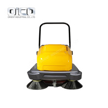 Pavement Industrial Sweeper P100A Wet Floor Sweeper Industrial Floor Sweeper