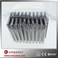 High power cheap customized arc motor magnet