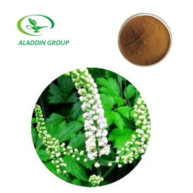 Black Cohosh Extract With 2.5%,8% Triterpene Glycosides