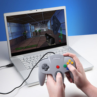 Hot sell! Cheap game controller for NES/SNES PC USB for n64 controller