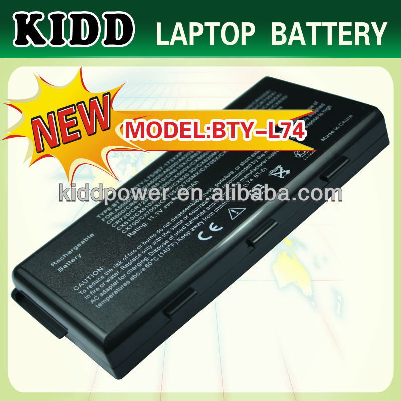 Replacement Laptop Battery for Dell Inspiron 5000 5000e 083KV