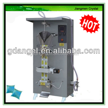 KN-ZF1000 automatic plastic water pouch filling sealing machine with photo electricity