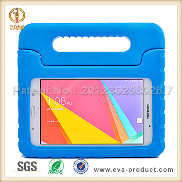 Shockproof for Samsung galaxy tab 4 T230 foam 7 inch tablet case