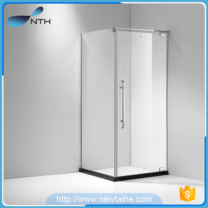 NTH china supplier dubai simple toilet complete mobile glass lens sex portable shower room