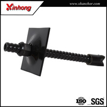 High strength R32N rock anchor bolt for Slope Stabilisation