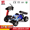 Wholesale wltoy A959 rc car 4x4 2.4G rc off road cars 1/18 high speed 4wd remote control rc buggy