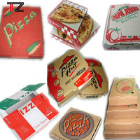 Pizza Take away Box Pizza packings*PB20130517-7 for pizza box packaging
