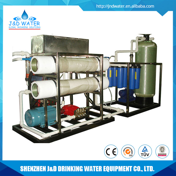 Low Price Professional Design Seawater Desalination Equipment