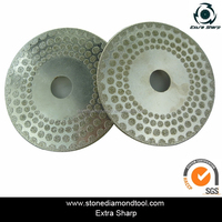 Electroplated Segmented Diamond Saw Blade/Cutting Disc/Cutting Blade