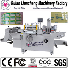 Chinese All kinds of die cutting machines and plastic sheet creasing and die cutting machine