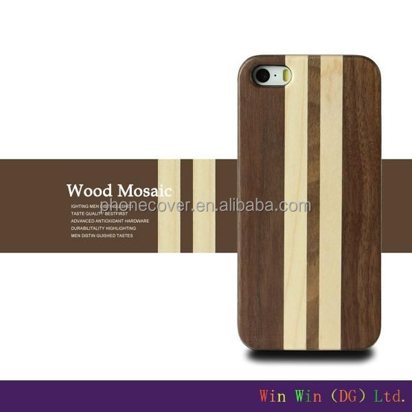 OEM fashional design natural wood fancy phone cases for blackberry for iphone 5,for iphone 6,for iphone 6plus