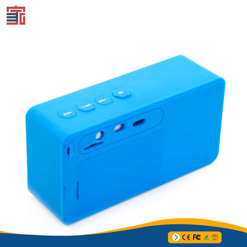 Promotional price portable wireless bluetooth mini woofer speaker