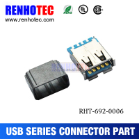 A type female solder type with cover 3.0 usb best usb modem