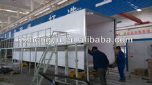 dry box truck body,FRP panel ,truck box body for sale