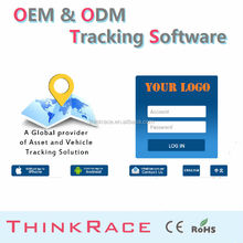Advance vehicle tracking cell phone gps tracking software /gps tracking systems/gps tracker by Thinkrace