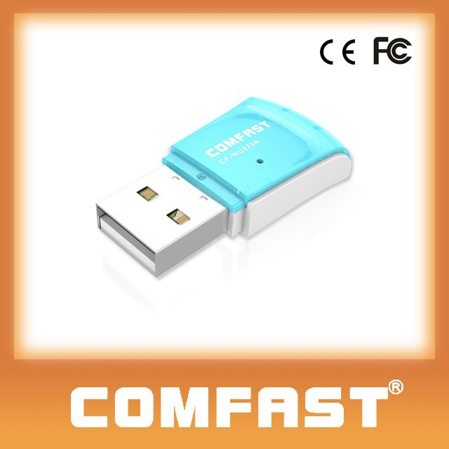 300Mbps Realtek RTL8192CU Wireless USB Adapter/Wifi Dongle Supports HD LCD TV/Player/HDTV (CF-WU825N)