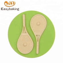 Tennis Player Racket Silicone Mould Wimbledon <strong>Sport</strong> Themed