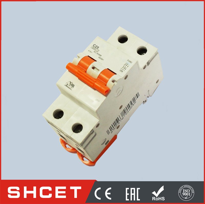 E90 MCB miniature circuit breaker ratings popular model