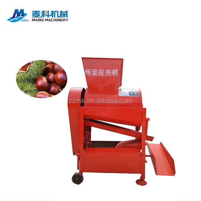 household using chestnut shell peeler machine
