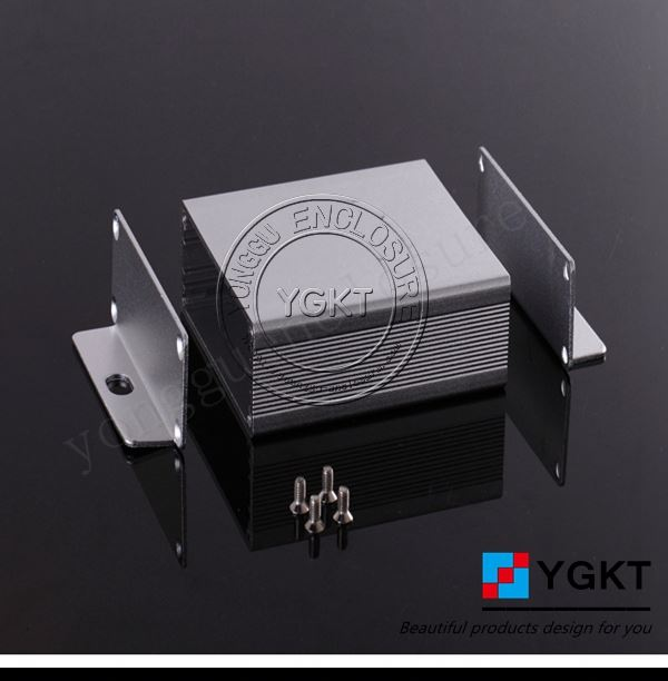 ip65 abs aluminum watertight enclosure
