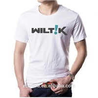 High Quality Blank T-shirts Custom Water Printing T-shirt