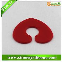 China Manufacture Silicone Silicone wine glass clip