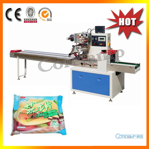 Auto Flow Pack Machine for Mozzarella