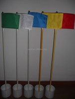 mini flag banner, mini golf flags