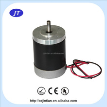 76mm electric motor with high torque planetary gearbox