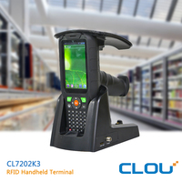 CLOU long range hand held scanners with android 5.1 OS CL7206K3A