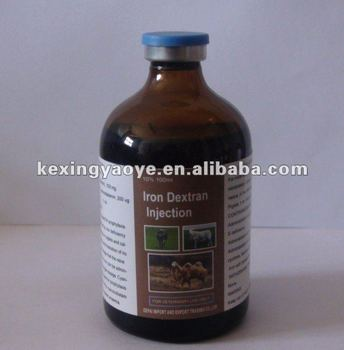 veterinary injectable antibiotic of doxycycline liquid injection