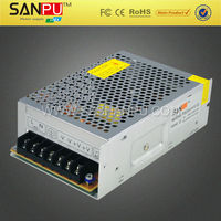 high reliability 100 w 12 v 8.5A constant voltage power ac dc adjustable supply for LED lights