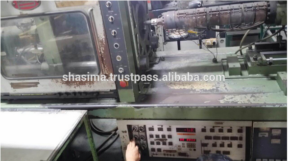 NISSEI USED INJECTION PLASTIC MOULDING MACHINE