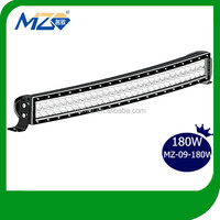 cheap but high quality 180w led bar lights flood/spot/combo beam IP67 waterproof CE/RoHS