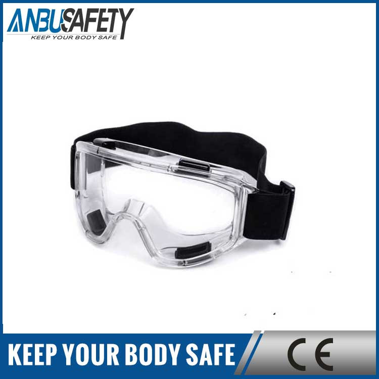 New product fashionable ce certificate safety goggles