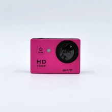 BEST-SELLING W9R WITH REMOTE video camera live stream original waterproof full hd 100p sport camera