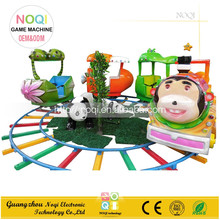 Cheap factory price!Monkey Train indoor kids train hot sale kids amusement park track train for amusement park