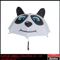 Safety System Animal Shaped Kids Umbrella