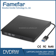 hot sale external usb 3.0 external dvd writer, laptop dvdrw