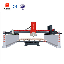 Granite stone bridge cutter saw machine