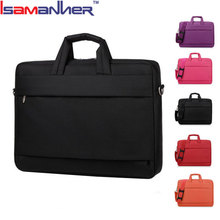 "12"" 14"" 15"" 17"" ladies business briefcase fashion design laptop bag for teenage girls"