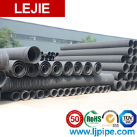 Hdpe 500mm perforated polyethylene irrigation pipe price