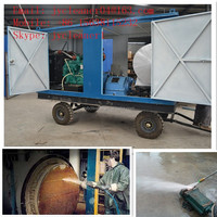 Reaction kettle industrial cleaning equipments and names industrial jet pressure washers