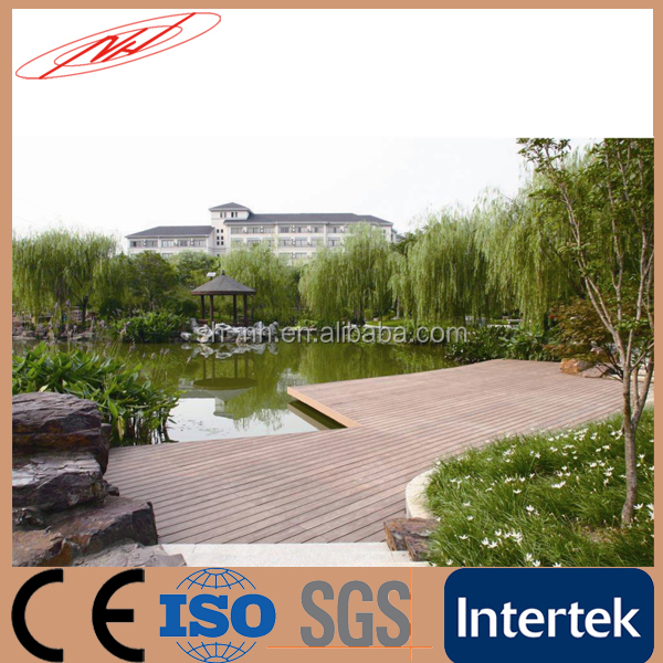 WPC Outdoor Wood Plastic Composite Flooring Board