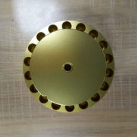 CNC Lathe Metal Industrial Parts Fabrication