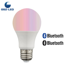 Color Changing RGBW Smart LED Bluetooth Bulb Light