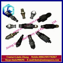High quality excavator small hydraulic control safety valve E320 service valve for caterpillar